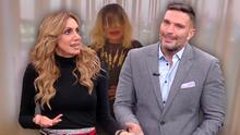 Lyn May le manda una advertencia a Lili para que no se le ocurra besar a Julián Gil
