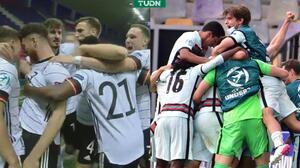 Portugal y Alemania jugarán la Final de la Euro Sub-21