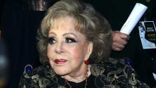 """""""No lo olvidaré nunca"""": Silvia Pinal se emocionó al ser homenajeada por su exitosa trayectoria en la actuación"""