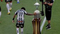 Reta Marinho a la maldición al tocar la Copa Libertadores