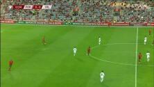 Resumen del partido Portugal vs Irlanda