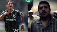 ¡Chicharito ya tiene su corrido mexicano!