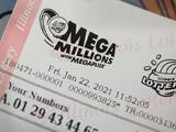 Estos fueron los números ganadores del Mega Millions; el premio mayor fue de casi 1,000 millones de dólares