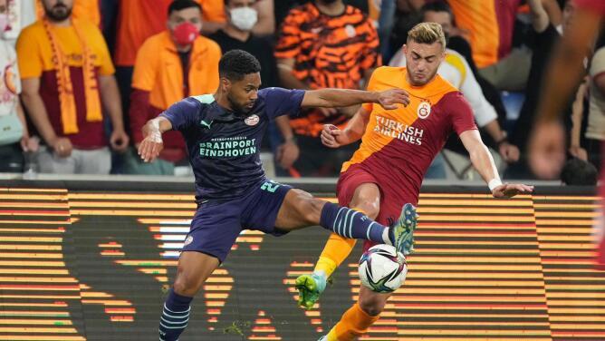 PSV finiquita humillación al Galatasaray en Champions League
