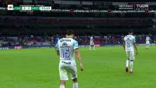 ¡GOL!  anota para Mazatlán FC. Bryan Colula
