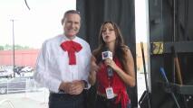 """""""Tienen una comunidad espectacular"""": Alan Tacher se suma a la celebración de Fiestas Patrias en Atlanta"""