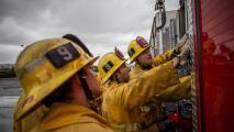 El desafío de bomberos en Fort Worth en medio la pandemia: responder a emergencias con falta de personal