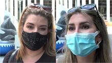 Alicia Machado y Natasha Araos se unen a protesta para pedir la liberación de la ballena Lolita