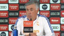 Ancelotti: Que Mbappé disfrute, Real Madrid es el mejor del mundo