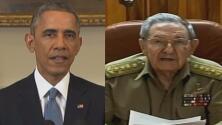 EEUU y Cuba reestablecerán relaciones diplomáticas