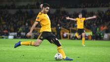 Los números de Raúl Jiménez que han generado más minutos con el Wolverhampton