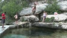 El pozo Jacob Wells: un atractivo turístico por sus cuevas sumergidas y agua cristalina