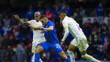 Gignac marca y festeja con Piojo en empate entre Tigres y Cruz Azul