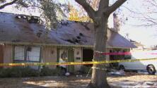 Una vivienda explotó por una aparente fuga de gas