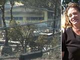 """""""Lo perdimos todo"""": incendio consume varias casas móviles y deja decenas de personas desplazadas"""
