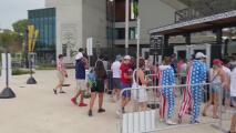 Fanáticos de Austin viven con intensidad la semifinal de la Copa Oro en un estadio a su máxima capacidad