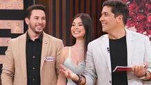 Alejandra dejó el orgullo atrás para seguir con Fabricio y Rafa cree que son ejemplo para otros amorosos