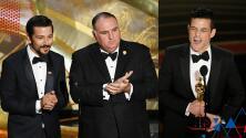 En los Premios Oscar, la inmigración fue protagonista para Argelia