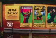 Premios Misión Europa   ¡Festejó para Maradona y se lleva los reflectores!