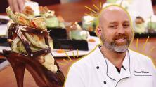 Comida ítalo-japonesa con sabor a oro: las obras de arte comestibles del 'Million Dollar Chef'