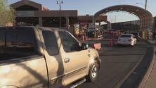 Agentes de Aduanas salvan la vida de una joven en la frontera por posible sobredosis
