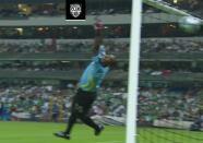 Cinco hermosos goles de México ante Trinidad y Tobago