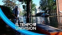 La comunidad de Passaic, Nueva Jersey, teme verse afectada nuevamente por posibles inundaciones