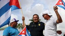 """Suspenden al jefe de policía de Miami tras decir que una """"mafia cubana"""" gobierna la ciudad"""
