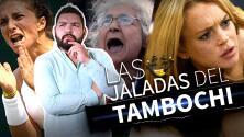 Las Jaladas del Tambochi: las cosas como son, las mujeres viven de mal genio