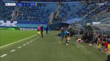 ¡GOOOL! Sebastián Driussi anota para Zenit St Petersburg.