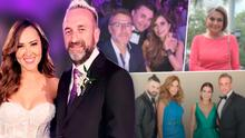 La espectacular boda de Tanya Charry y los looks de sus invitados: desde Lili Estefan hasta Gloria Trevi