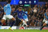Resumen   Con doblete de Jorginho, Chelsea aplastó al Mälmo