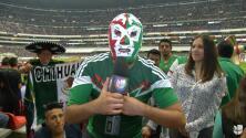 Conoce al Fanático más Cool de México en el partido ante Honduras