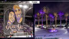 LAFC y LA Galaxy se unen a los festejos de los Lakers