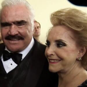 Esposa de Vicente Fernández podría ser dada de alta tras ser operada de emergencia