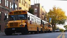 Preocupa escasez de choferes de transporte escolar en EEUU a pocos días del inicio de clases