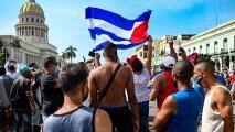 Denuncian que régimen de Cuba busca aplicar altas condenas a los manifestantes que son detenidos en protestas