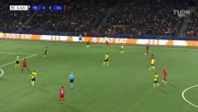 ¡Gol del Villarreal! Yeremi Pino sorprende y ya le ganan al Young Boys