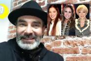 Mauricio Islas habla de lo mejor que le dejaron sus compañeras de telenovela Adela Noriega, Lucero y Edith González