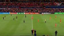 Resumen del partido Holanda vs Gibraltar
