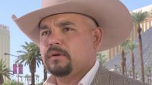 """""""Había muchísima gente en el suelo"""": Cantante que ayudó a víctimas del tiroteo en Las Vegas"""