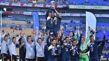 América y Chivas se coronan en categorías inferiores