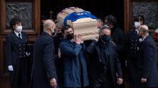 Ladrones aprovechan funeral de Paolo Rossi para robar su casa