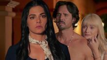 Fernanda encontró a Rafael e Isa disfrutando de una divertida y casi apasionada noche