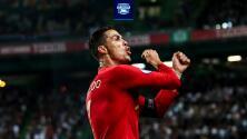 El mejor a nivel selecciones nacionales es Cristiano Ronaldo