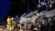 """""""Tenemos dificultades por un incendio"""": alcaldesa de Miami-Dade sobre las labores de rescate en el edificio colapsado"""
