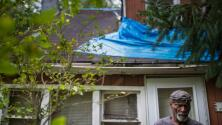 Decenas de casas completamente destruidas por un tornado en Nueva Jersey