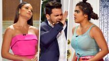 Pedro Moreno se lleva doble cachetada de Sirey Morán y Mela La Melaza en su versión de 'La Despeinada'
