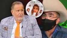 La novia de Vicente Fernández Jr. le regaló unos calzones con su cara y a Raúl no le hizo ninguna gracia