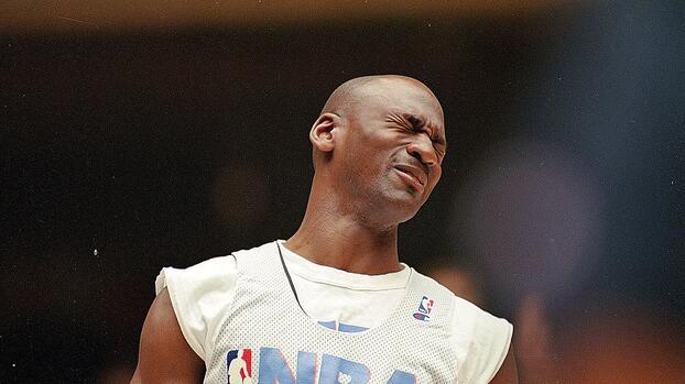 Insólito: Sale a subasta la ropa interior usada de Michael Jordan